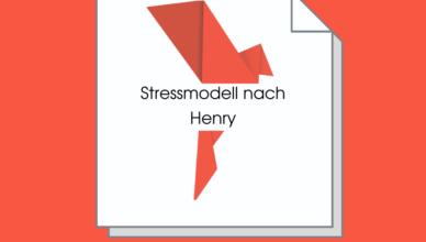Stressmodell nach Henry